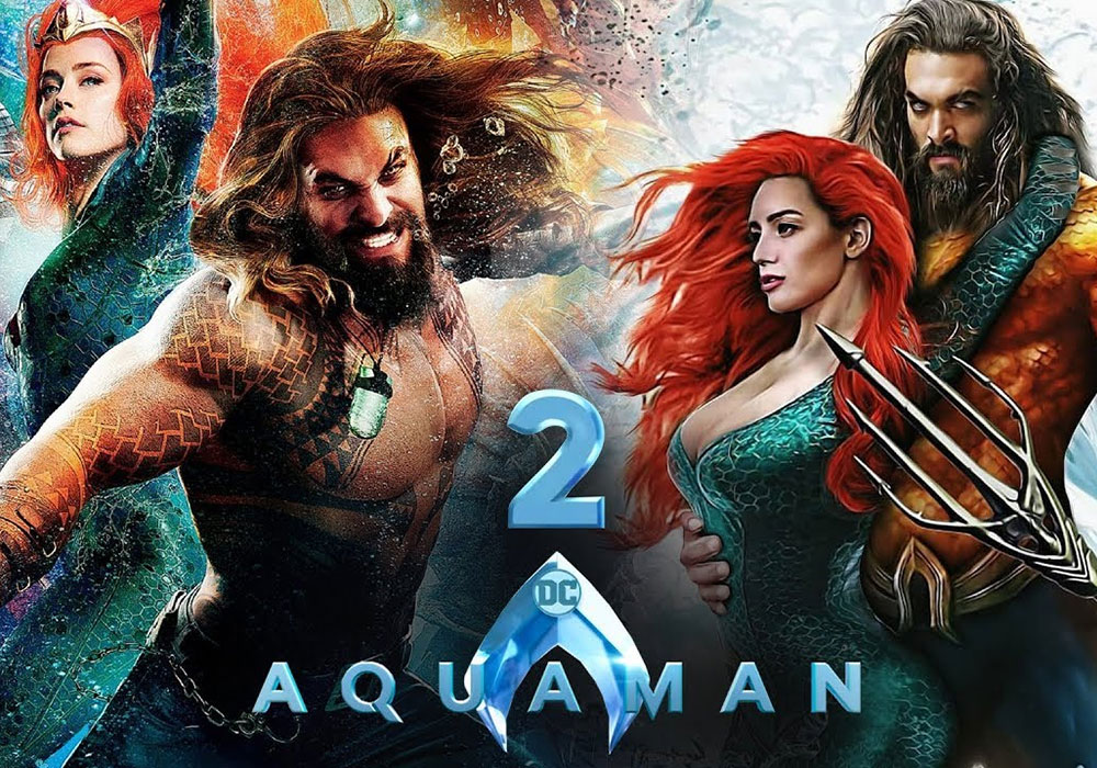 Aquaman 2 - DC movies coming out