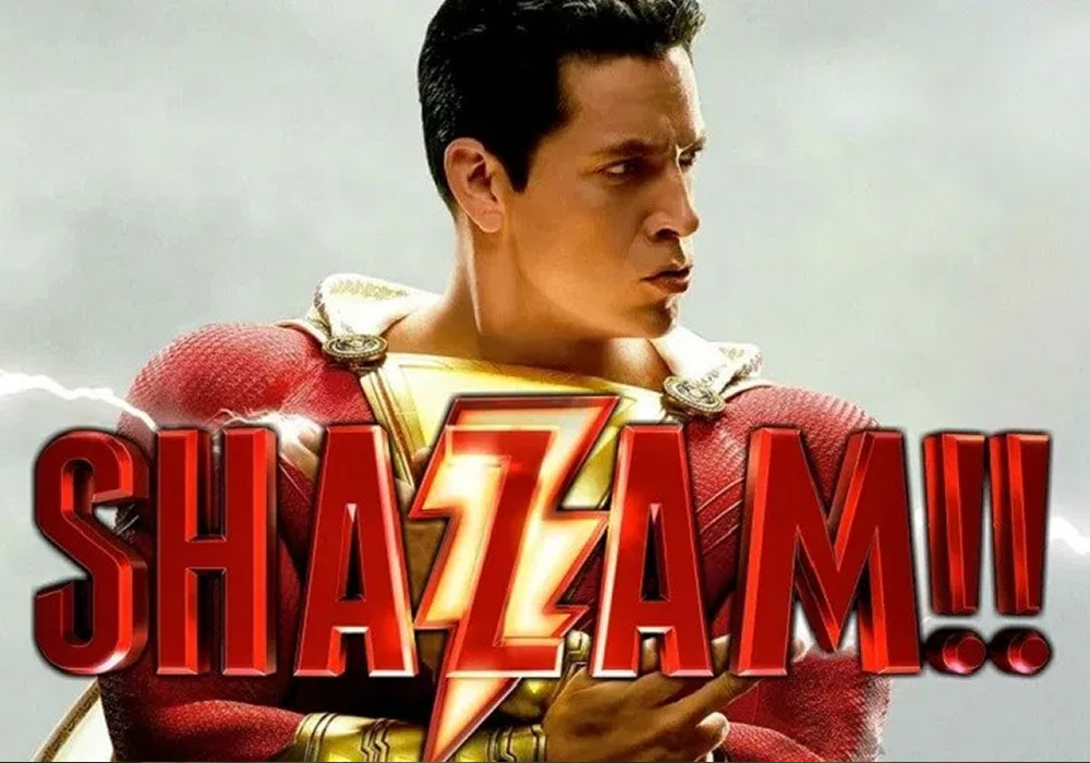 Shazam Fury of the Gods