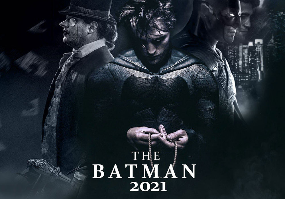 The batman - DC movies coming out