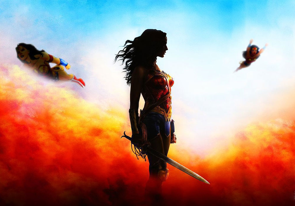 Wonder Woman 1984 DC movies coming out