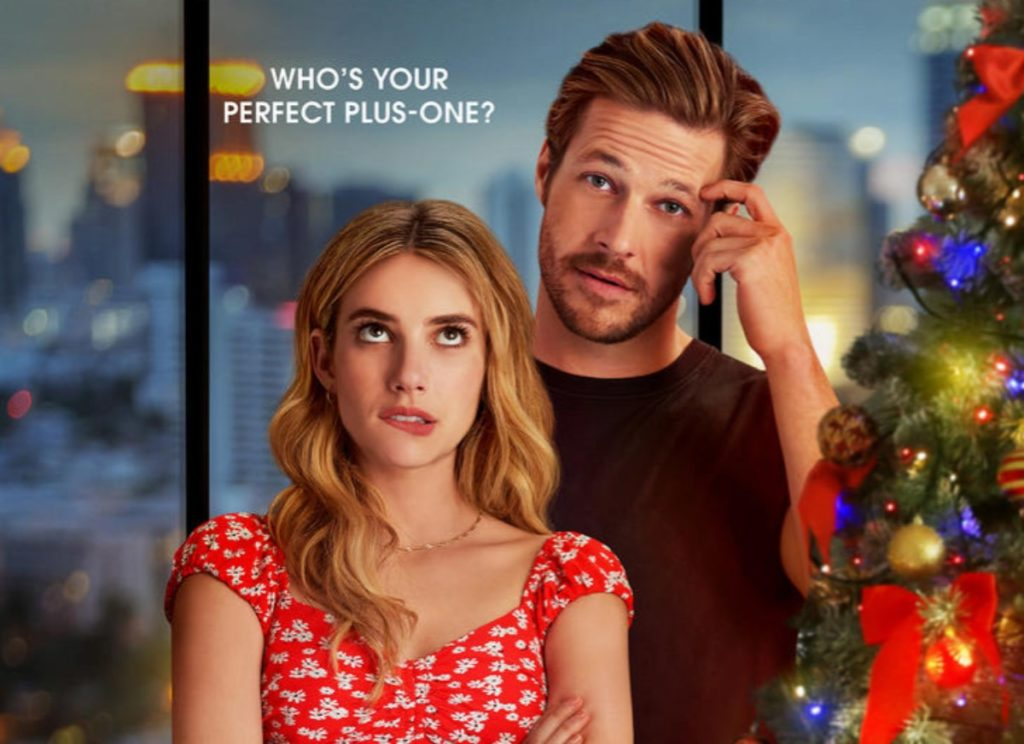 Holidate - romance Christmast movie on Netflix