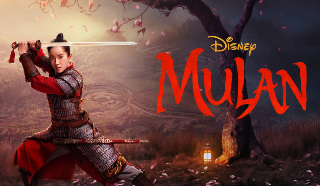 Mulan action movies on netflix 2020