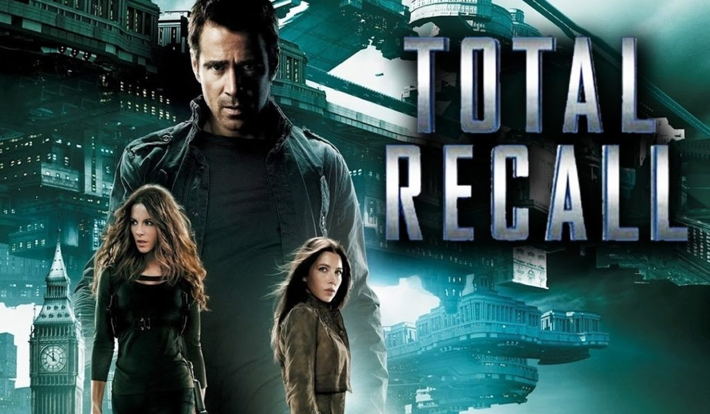 Total Recall - best action movies on Netflix