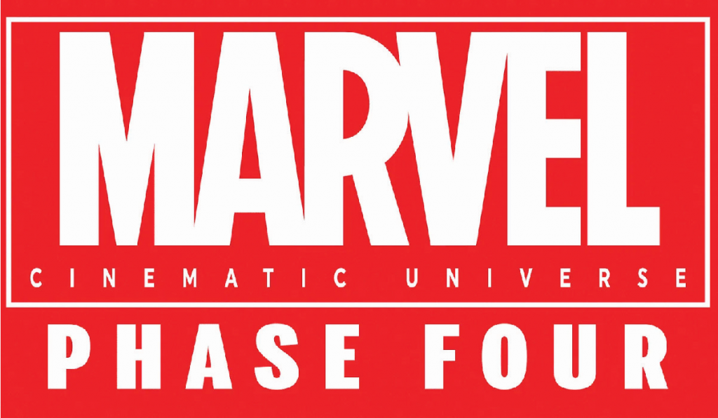 Phase 4 of the Marvel Cinematic Universe movie collection