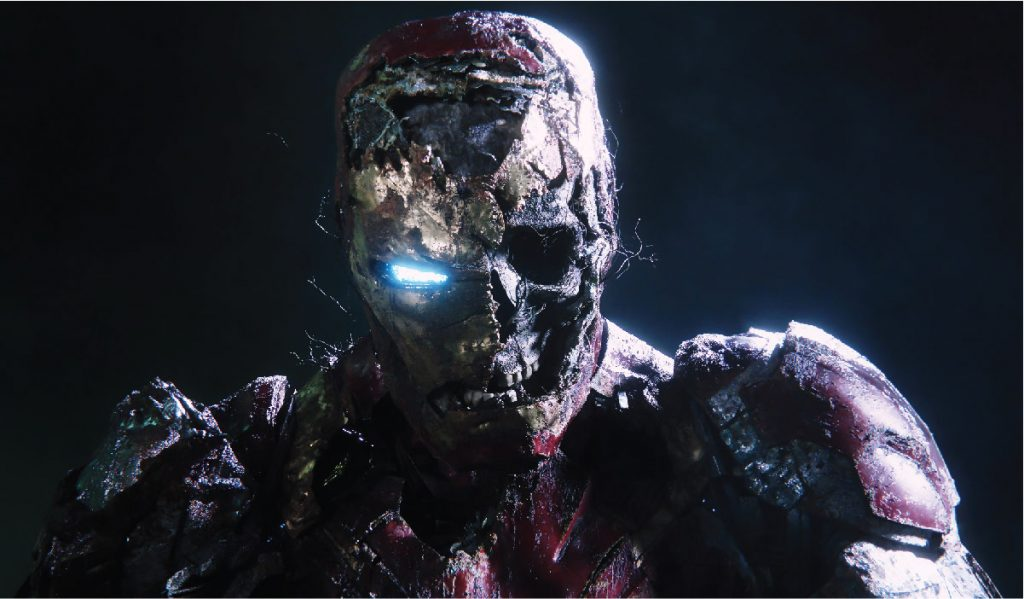 Zombie-ironman-Marvel-23-movie-collection